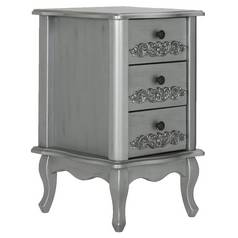Argos Home Sophia 3 Drawer Bedside Chest