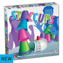 Staccups Board Game