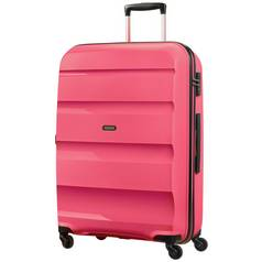 American Tourister Bon Air 4 Wheel Spinner - Fresh Pink