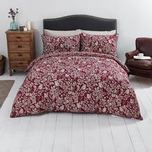 Sainsbury's Home Robin Berries Duvet Cover Set - Double