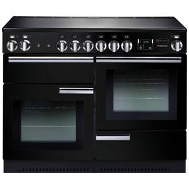 Rangemaster Professional Plus 110cm Range Cooker - Black