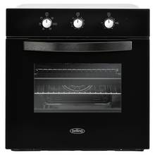 Belling B9602MM Built In Single Multifunction Oven - Black