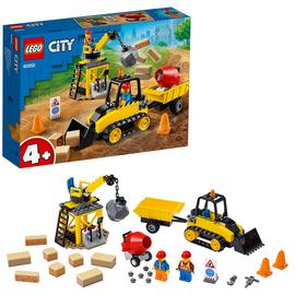 LEGO City Great Vehicles Construction Bulldozer Set - 60252