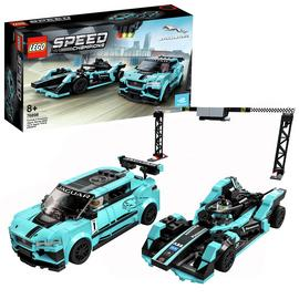 LEGO Speed Champions Panasonic Jaguar Racing Cars Set- 76898