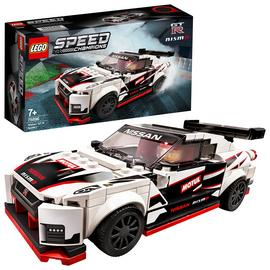 LEGO Speed Champions Nissan GT-R NISMO Car Set - 76896