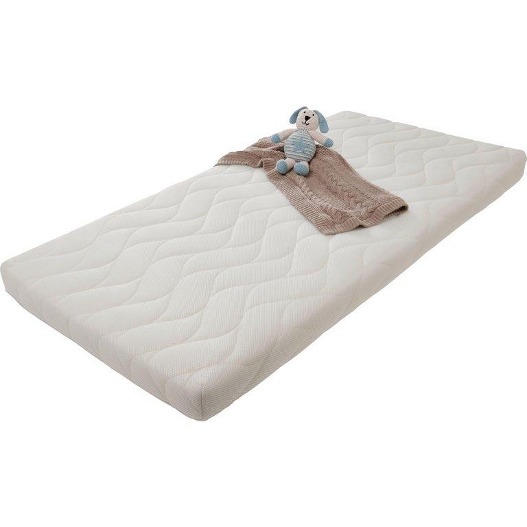 Buy Silentnight Safe Nights Foam Free Cot Mattress at