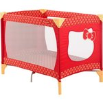 more details on My First Hello Kitty Travel Cot with Bassinette.