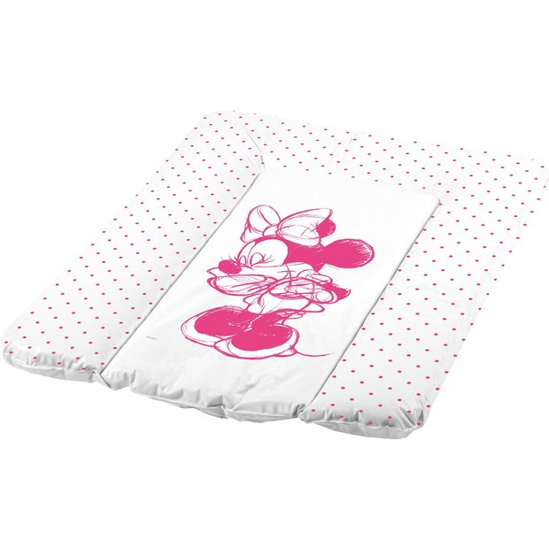 Buy Disney Minnie Mouse Changing Mat At Argos Co Uk Your
