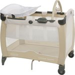 more details on Graco Contour Electra Travel Cot - Benny and Bell.