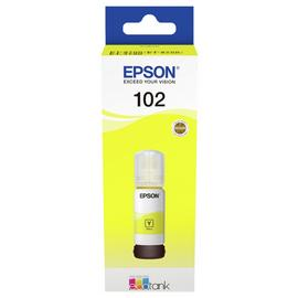 Epson 102 EcoTank Ink Bottle Refill - Yellow