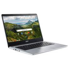 Acer 314 14in Celeron 4GB 32GB Chromebook - Pure Silver