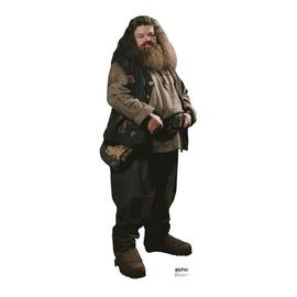 Star Cutouts Harry Potter Hagrid Cardboard Cutout