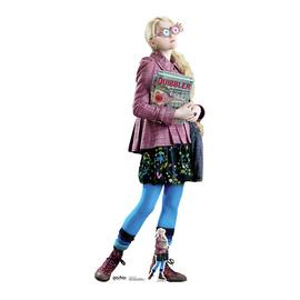 Star Cutouts Harry Potter Luna Lovegood Cardboard Cutout