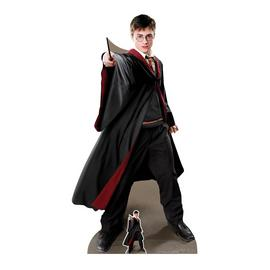 Star Cutouts Harry Potter Quidditch Cardboard Cutout
