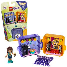 LEGO Friends Andrea's Play Cube Playset Series 1 - 41400/t