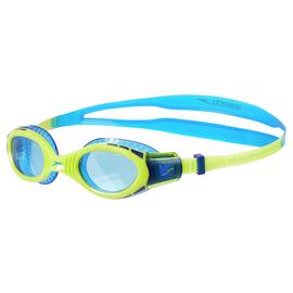 Speedo Junior Future Biofuse Goggles - Blue and Green