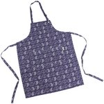 more details on Beau and Elliot Confetti Apron - Midnight.