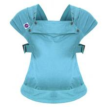 Izmi Baby Carrier - Cotton Teal