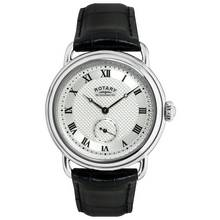Rotary Men's Stainless Steel Timepiece Vintage Watch