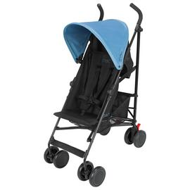 Mac by Maclaren M2 Pushchair - Black Bluebird