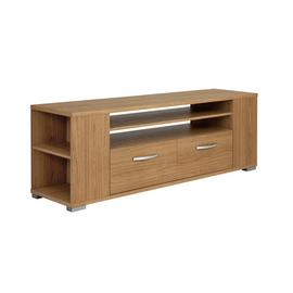 Argos Home Renzo 2 Drawer TV Unit with Side Storage