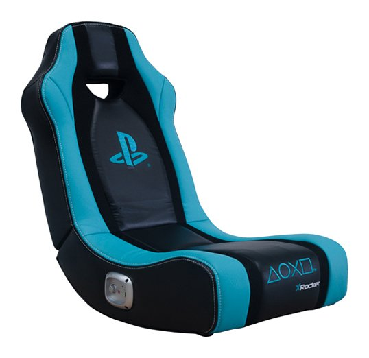 Ordinaire X Rocker Wraith Playstation Gaming Chair