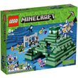 more details on LEGO Minecraft the Ocean Monument - 21136