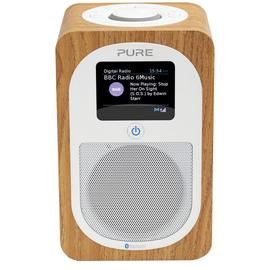Pure Evoke H3 DAB Radio - Wood