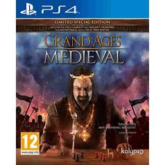 Grand Ages Medieval PS4 Game