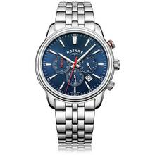 Rotary Men's Stainless Steel Monaco Watch
