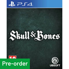 Skull and Bones PS4 Pre-Order Game