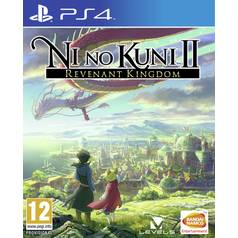 Ni No Kuni II: Revenant Kingdom PS4 Pre-Order Game