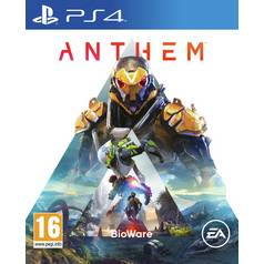 Anthem PS4 Pre-Order Game