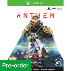 Anthem Xbox One Pre-Order Game
