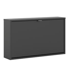 Wall 1 Door Shoe Cabinet