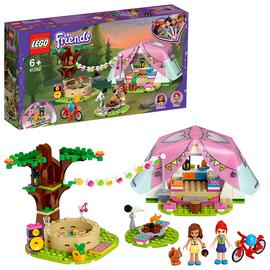 LEGO Friends Nature Glamping Outdoor Adventure Playset-41392