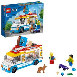LEGO City Great Vehicles Ice-Cream Truck Building Set- 60253 Best Price, Cheapest Prices
