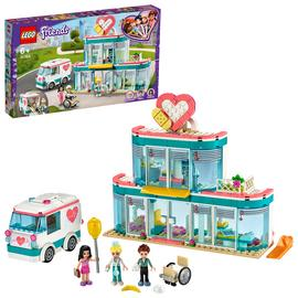 LEGO Friends Heartlake City Hospital Playset - 41394