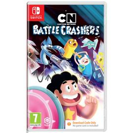 Cartoon Network Battle Crash Nintendo Switch Game Pre-Order