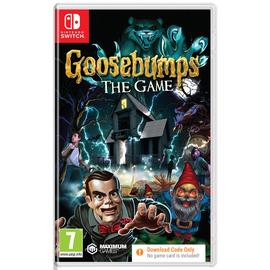 Goosebumps: The Game Nintendo Switch Game Pre-Order