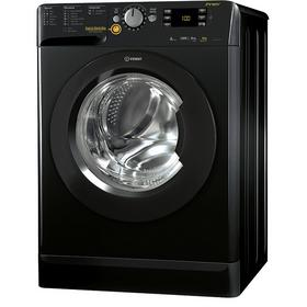 Indesit XWDE861480XK 8KG / 6KG Washer Dryer - Black