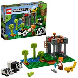 LEGO Minecraft The Panda Nursery Building Set - 21158