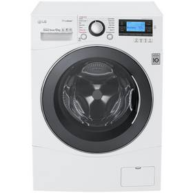 LG FH495BDS2 12KG 1400 Spin Washing Machine - White