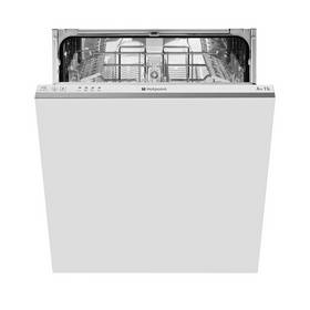 Hotpoint LTB4B019 Integrated Full Size Dishwasher - White