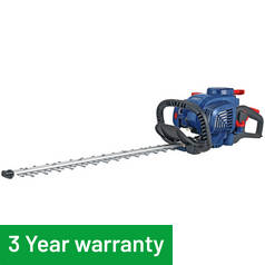 Spear & Jackson S2655HP 55cm Petrol Hedge Trimmer - 26cc