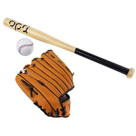 Opti Baseball Bat, Ball and Glove Set - 25 Inch