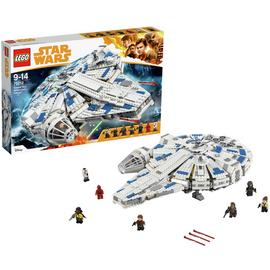 LEGO Star Wars Kessel Run Millennium Falcon Toy - 75212