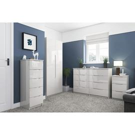 Legato 2 Door 2 Drawers Wardrobe
