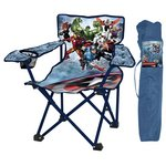 more details on Marvel Avengers Kids Outdoor Chair.