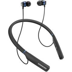 Sennheiser CX 7.00 In-Ear Bluetooth Headphones - Black/Blue